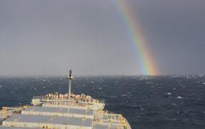 カナダ航海